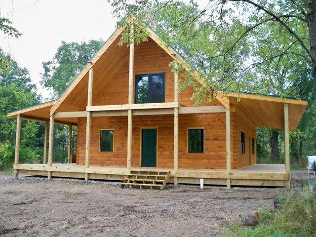 Gallery Of Log Home & Cabin Styles, Corners, Products
