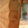 8x8 D Logs With Drip Edge