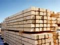 6x8 Round Flat D Logs