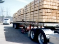 8x8 Round Flat D Logs