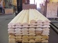 3x8 Log Siding