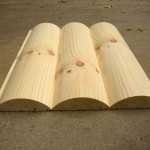 3x10 Log Siding Profile 6x10 Available