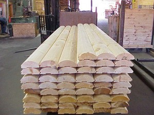 Log Siding For Log Homes Amp Cabins At Wholesale Pricing