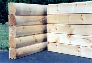 Wholesale logs for log homes