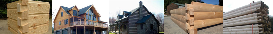 Get the log house of your dreams with a custom built log home