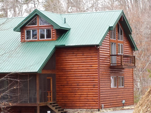 Log Siding for Log Homes Cabins at Wholesale Pricing