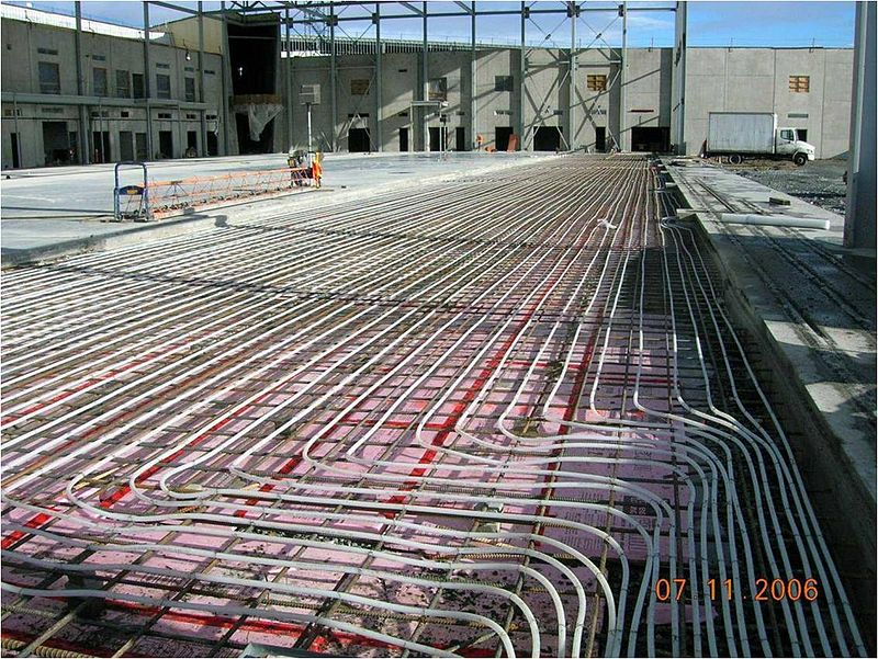 Radiant Heat Flooring Wholesale Log Homes
