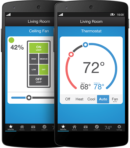 android-thermostat-and-keypad