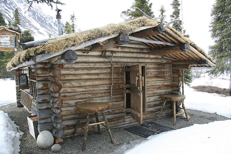 Alone In The Wilderness Wholesale Log Homes