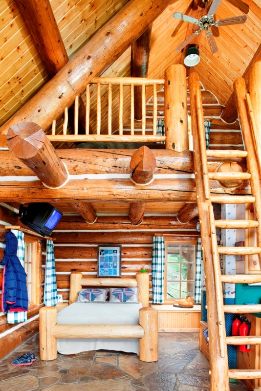 This Colorado Log Cabin Just Might Inspire You Wholesale